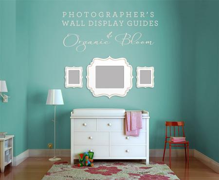 Organic Bloom Frames Wall Display Guides Amp Virtual Room