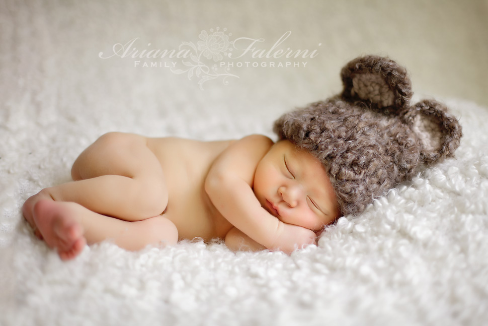 Bergen County newborn photo