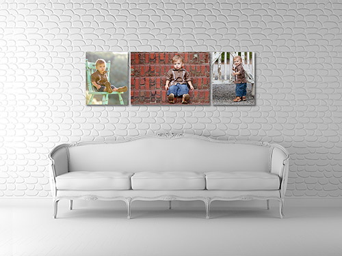 Trilogy canvas grouping